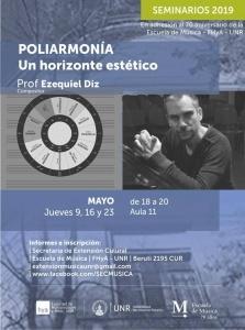 May   Seminar on Polyharmony