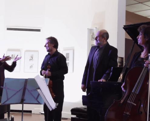 Ezequiel Diz + New Argentine Trio